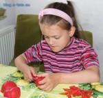 przepisy na potrawy dla dzieci - smaczne muchomorki 2