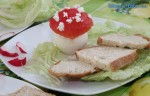 przepisy na potrawy dla dzieci - smaczne muchomorki 5