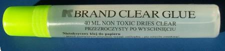 Klej do papieru Brand Clear Glue